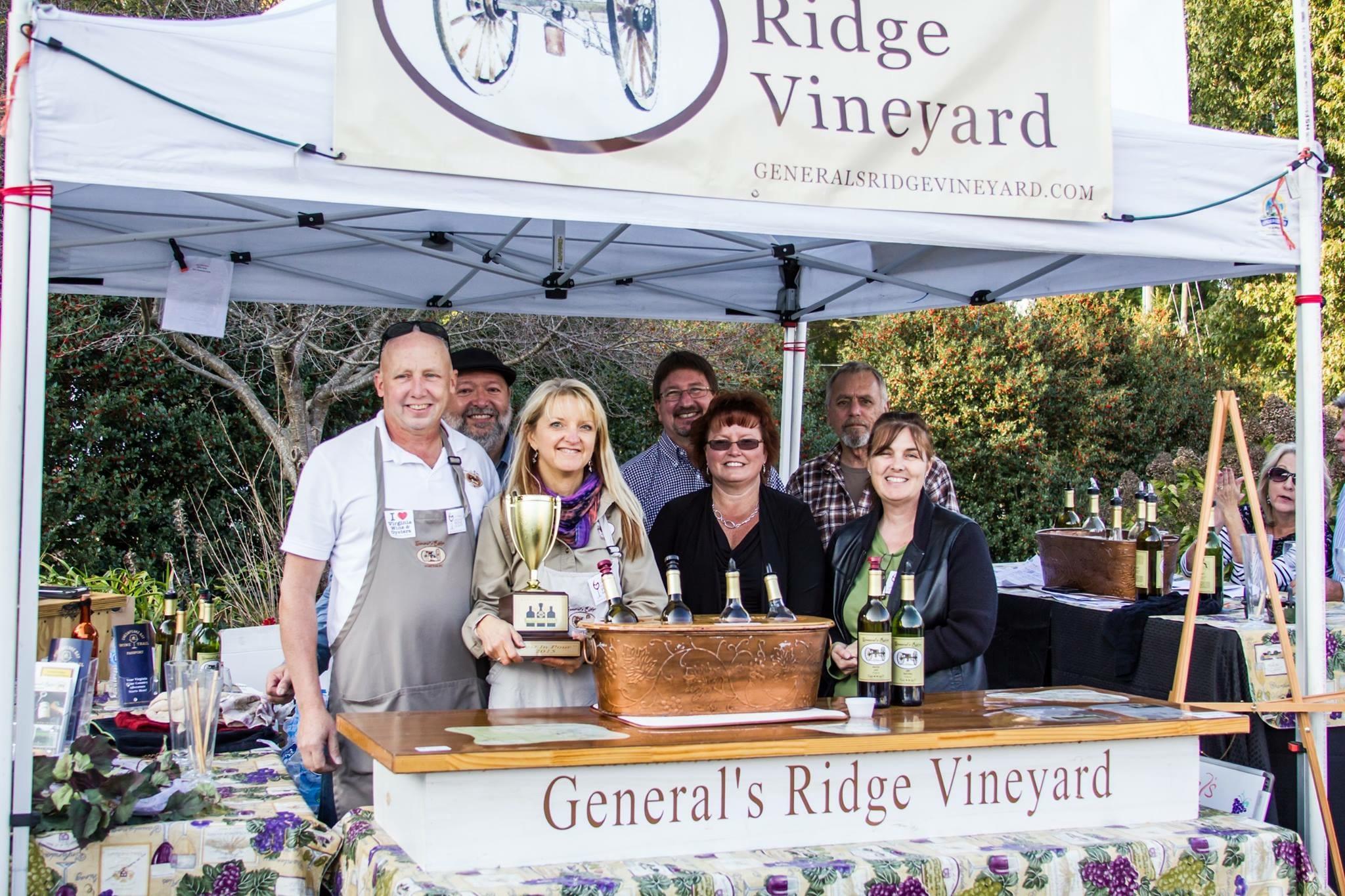 "Gloucester Wine Festival - ""Best in Pour""!"