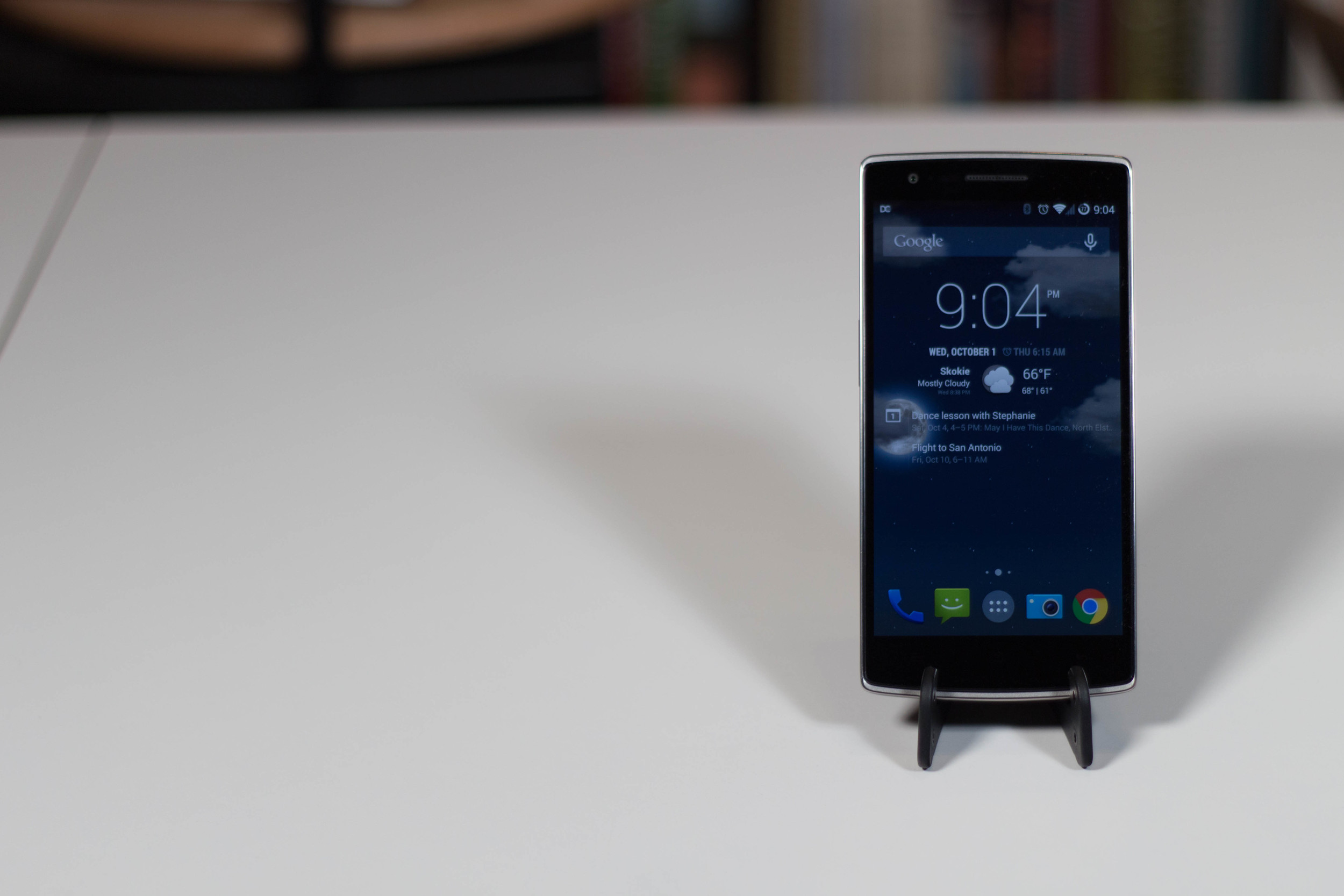 The OnePlus One.