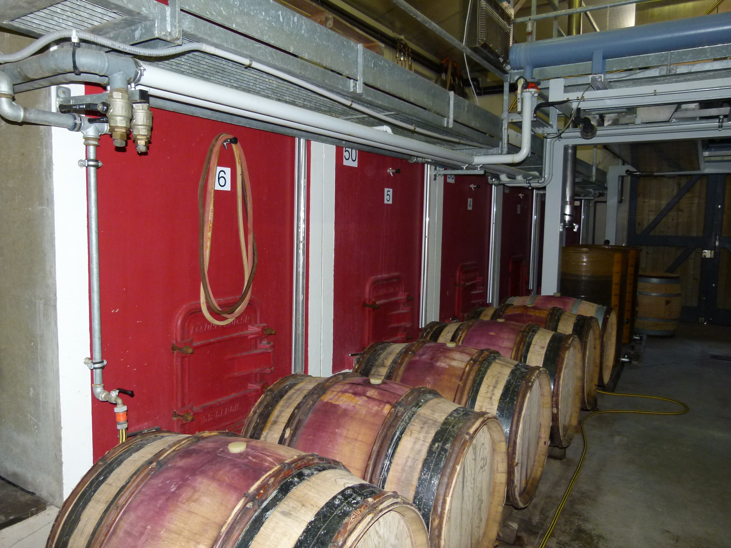 The Winery at Vâtre