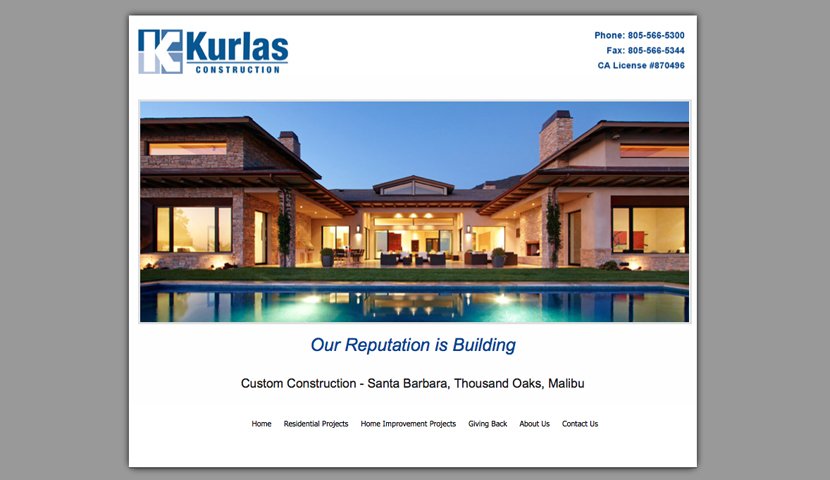 Kurlas Construction