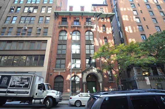40-story condo replacing Madison Avenue Baptist Parish House