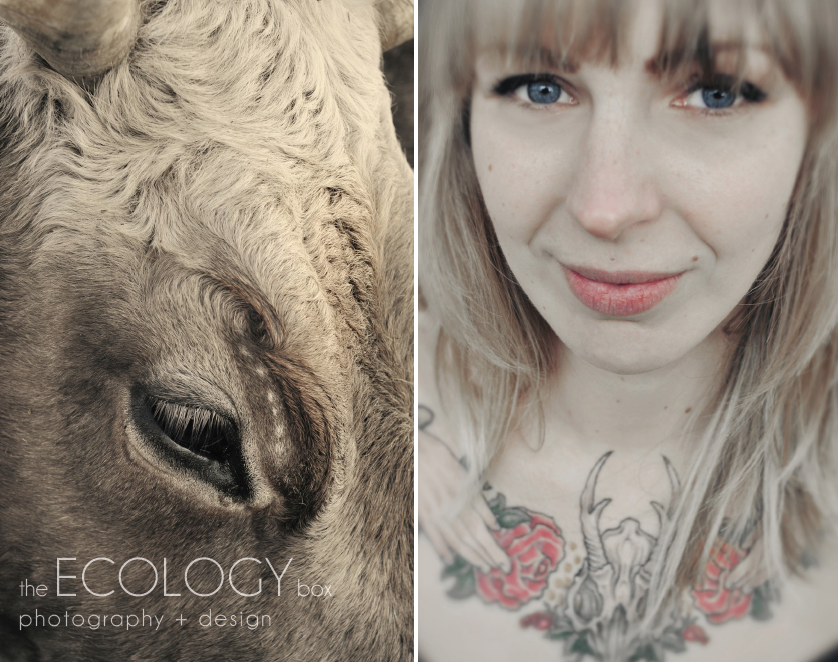 The Ecology Box is Indianapolis based: specializing  in portrait, fine art photography and graphic de  sign.