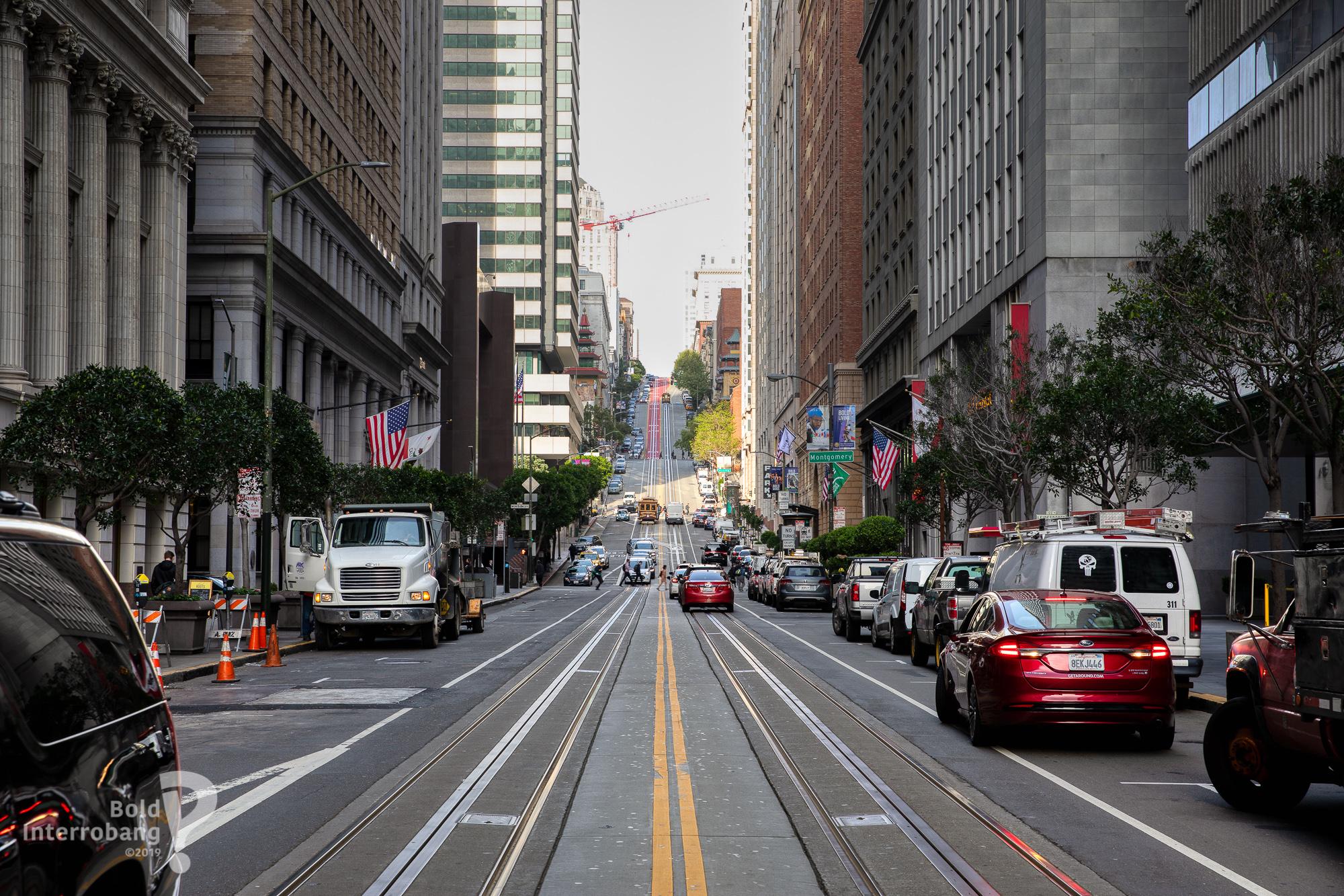 A San Francisco Morning