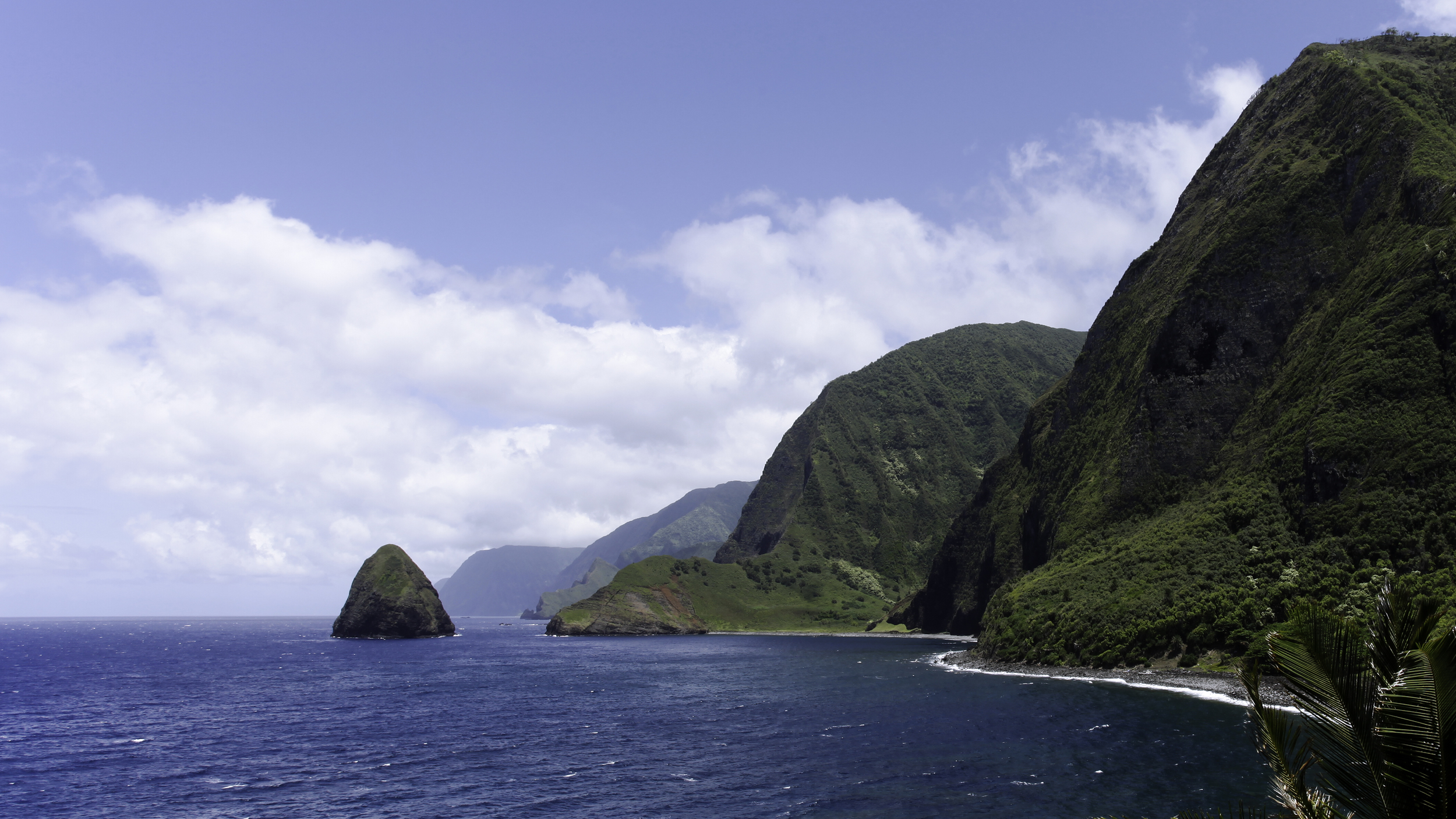 (1) Kalaupapa, Molokai