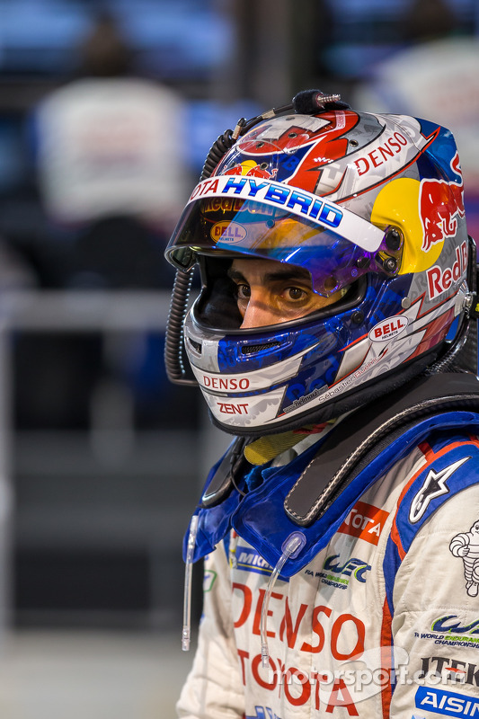 Helmart official driver Sebastien Buemi  Photo - Motorsport.com