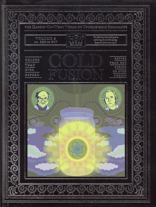 """Cover  """"Cold Fusion""""  2005"""