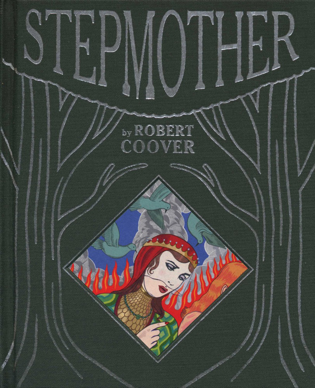 Cover  Stepmother , 2004