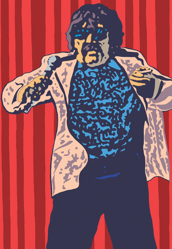 Tony Clifton.  The New Yorker , 2008