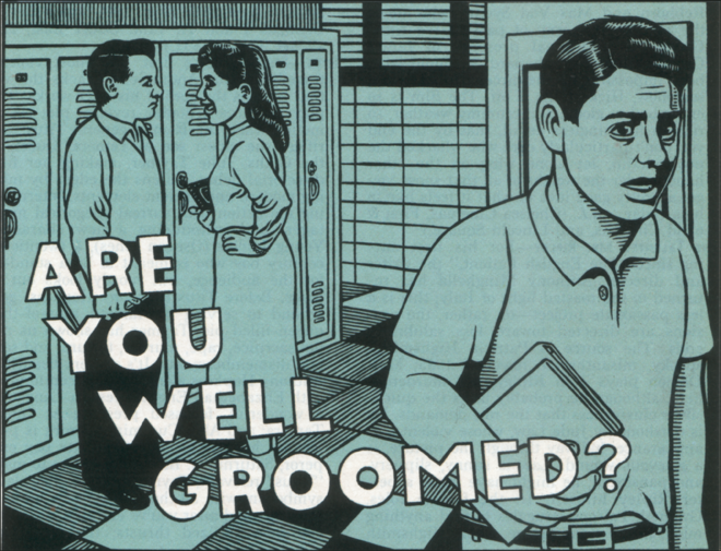 """Are You Well Groomed?""  The New Yorker , 2000"