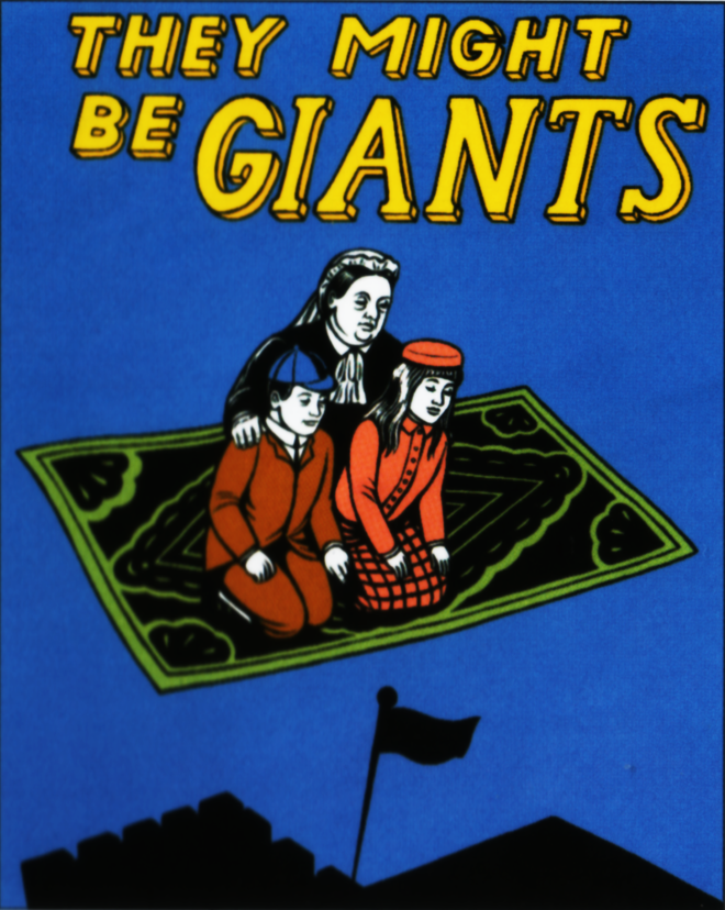"""They Might Be Giants"" T-Shirt, 1999"