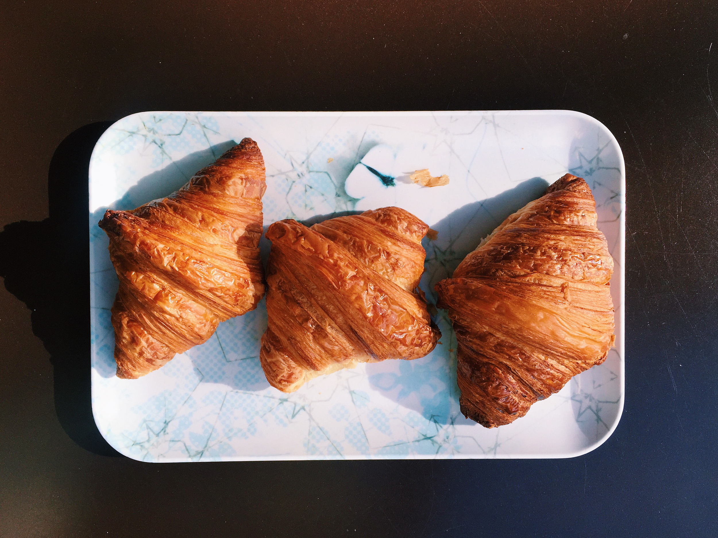 Croissants from Ble Sucre