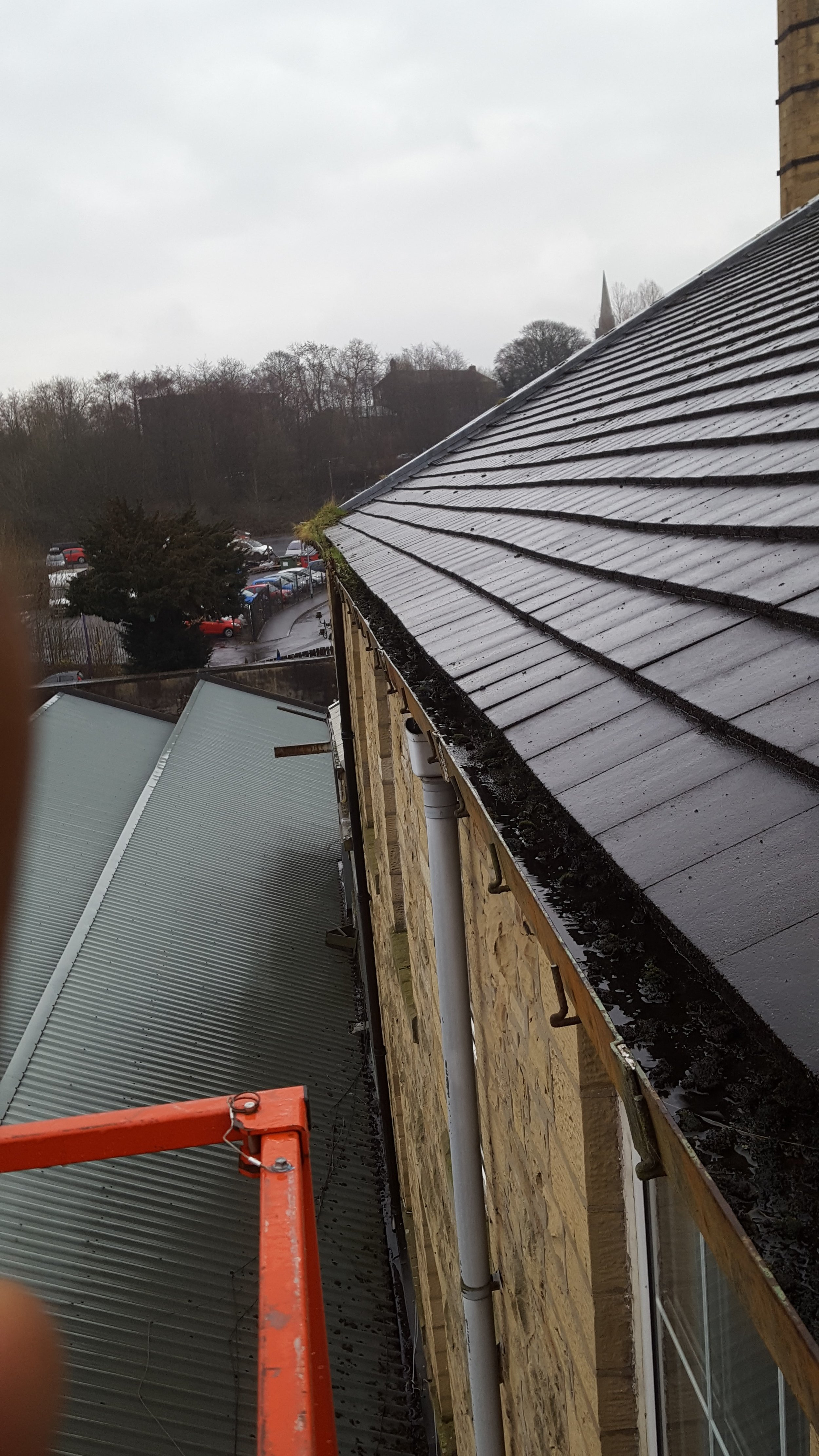 New Roof in Manchester