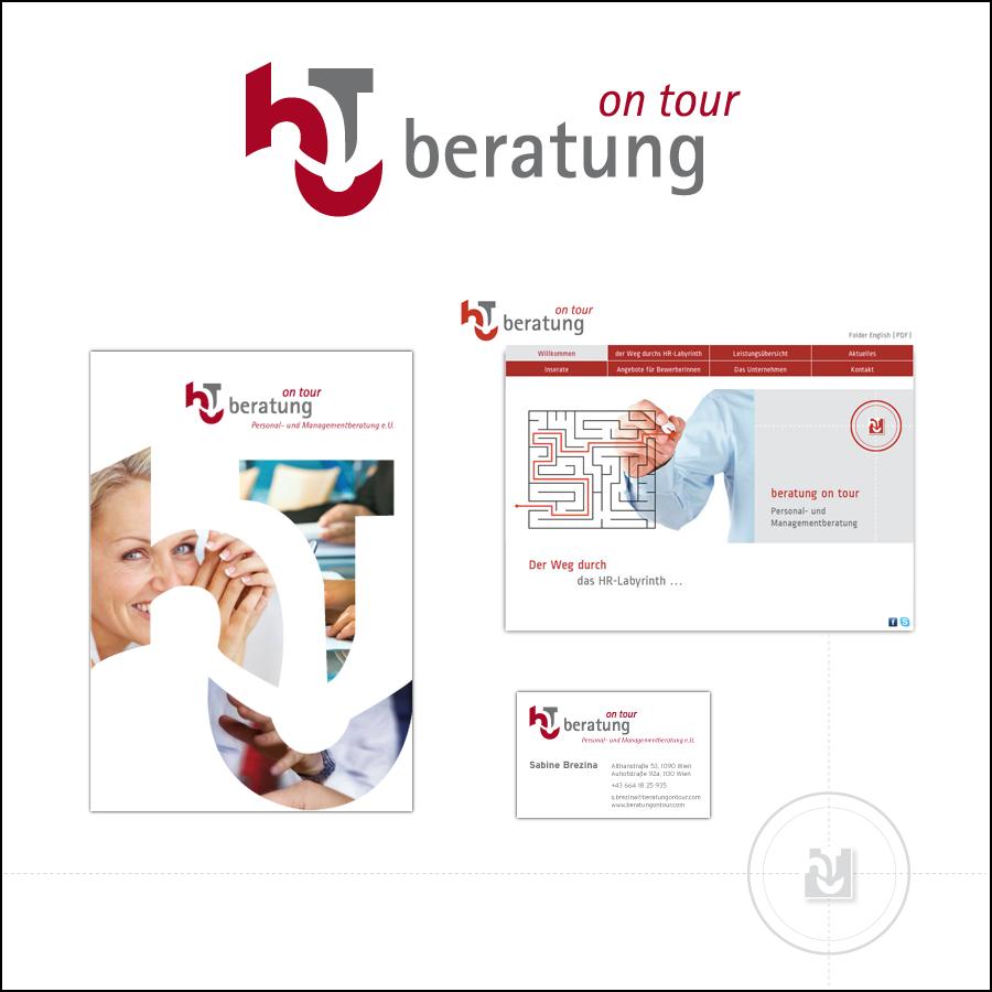 Gesamtauftritt Personalcoaching- designed by gabriele