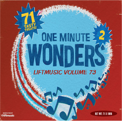 Lift Vol 73 One Minute Wonders 2