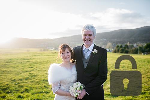 Sue & Karne Wedding