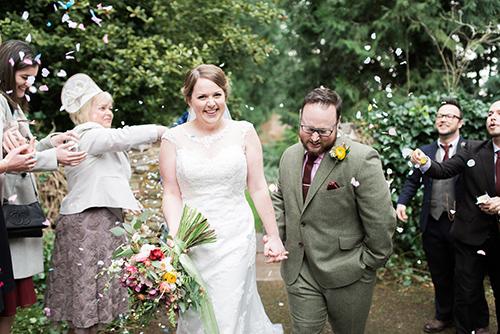 Edd & Debbie's Wedding