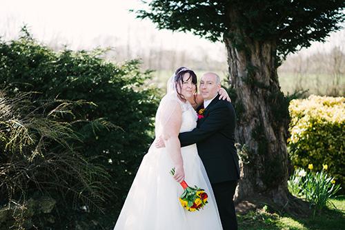 Dean & Jenny's Wedding