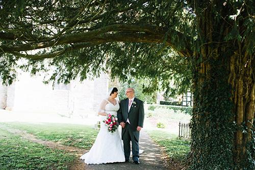 Mike & Sarah's Wedding