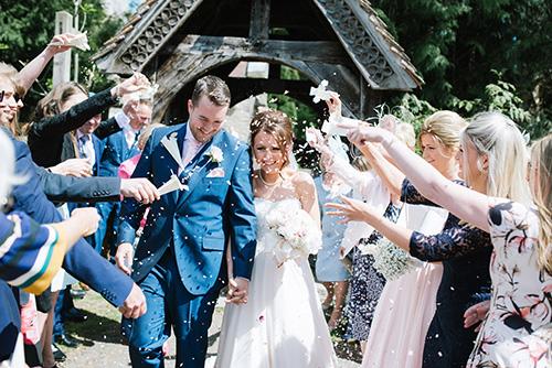 Sean & Charlotte's Wedding