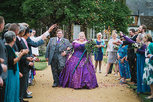 Jacob & Hannah's wedding