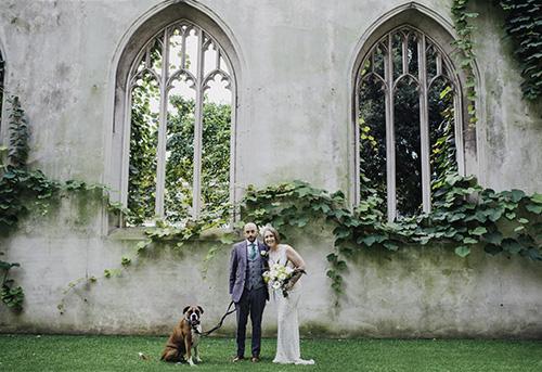 Chris & Charlotte's wedding