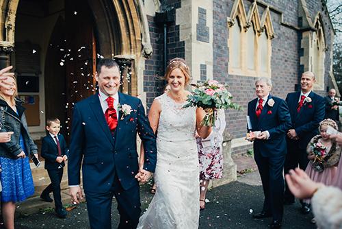 Darrell & Lindsey's Wedding