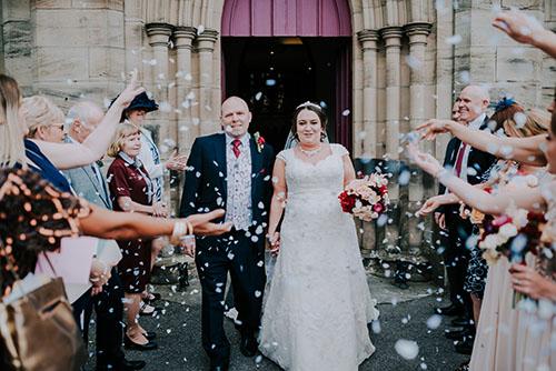 Craig & Gemma's wedding