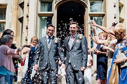 Michael & Oliver's Wedding