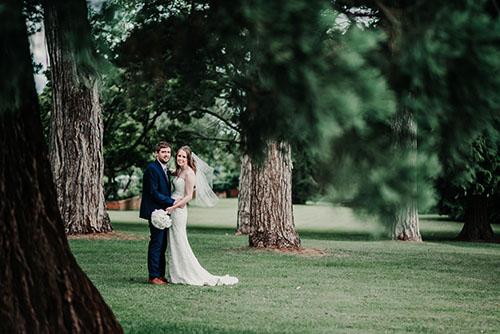 Aaron & Hayley's Wedding