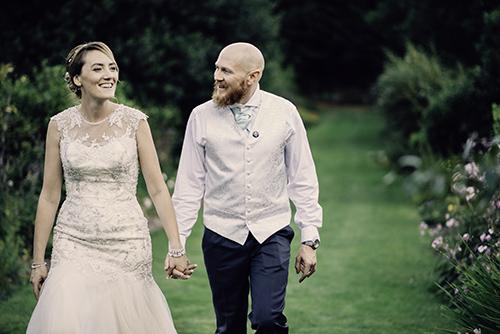 Mark & Fran's Wedding
