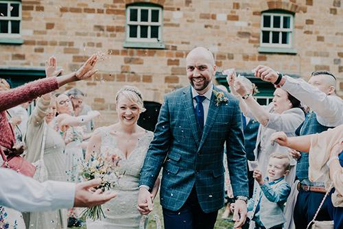 Chris & Amy's Wedding
