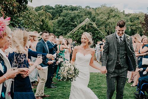 Andrew & Amy's Wedding