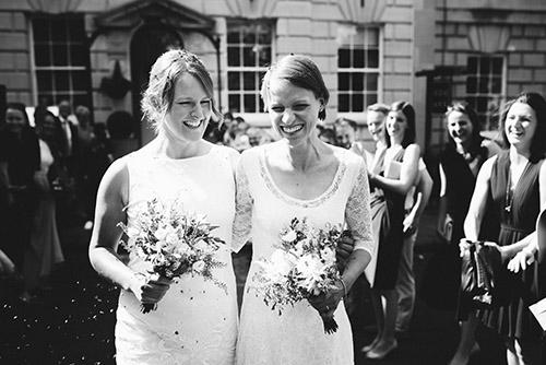 Becky & Rachel's Wedding