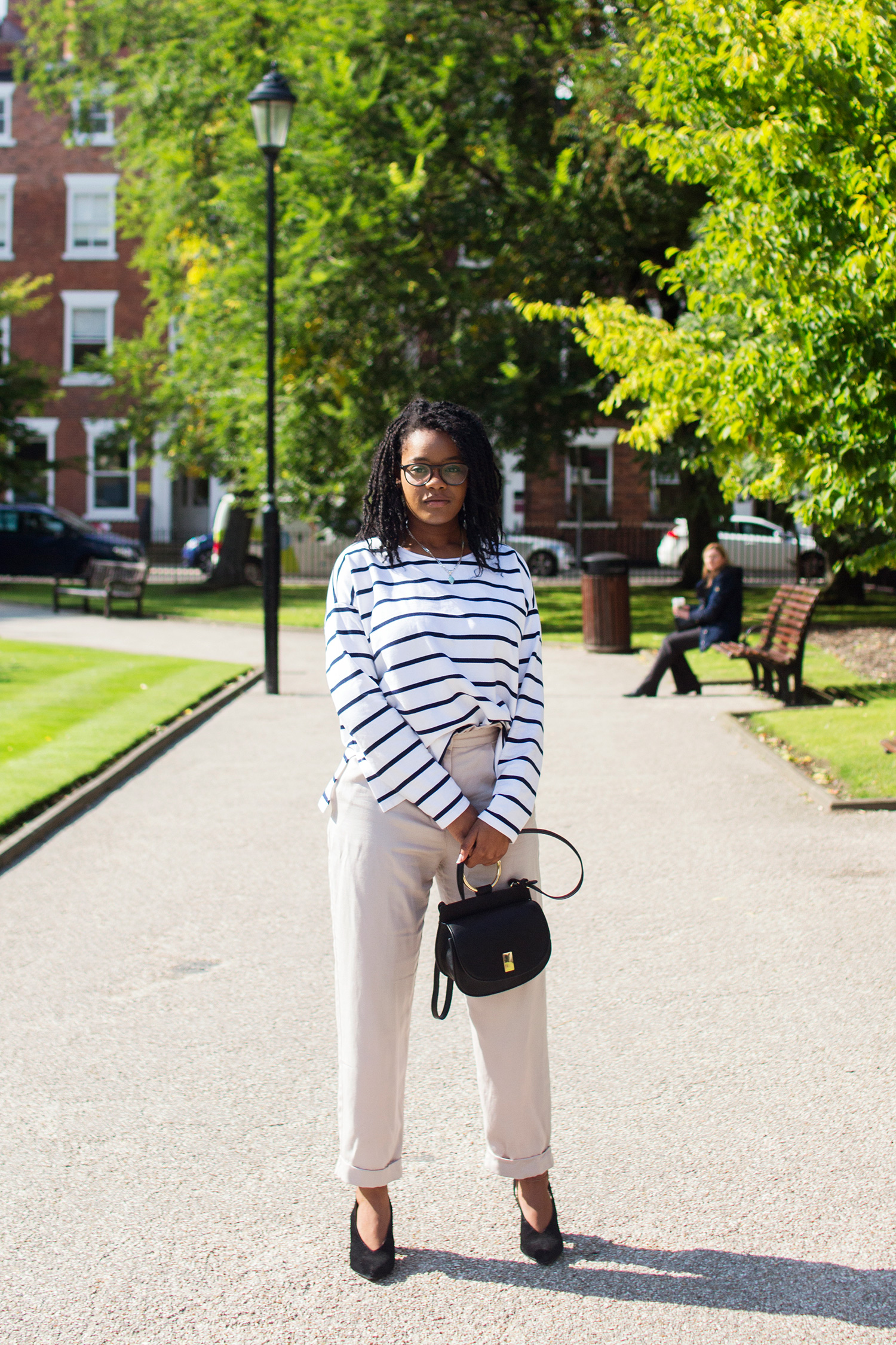 Blogger and YouTuber Dionne Louise