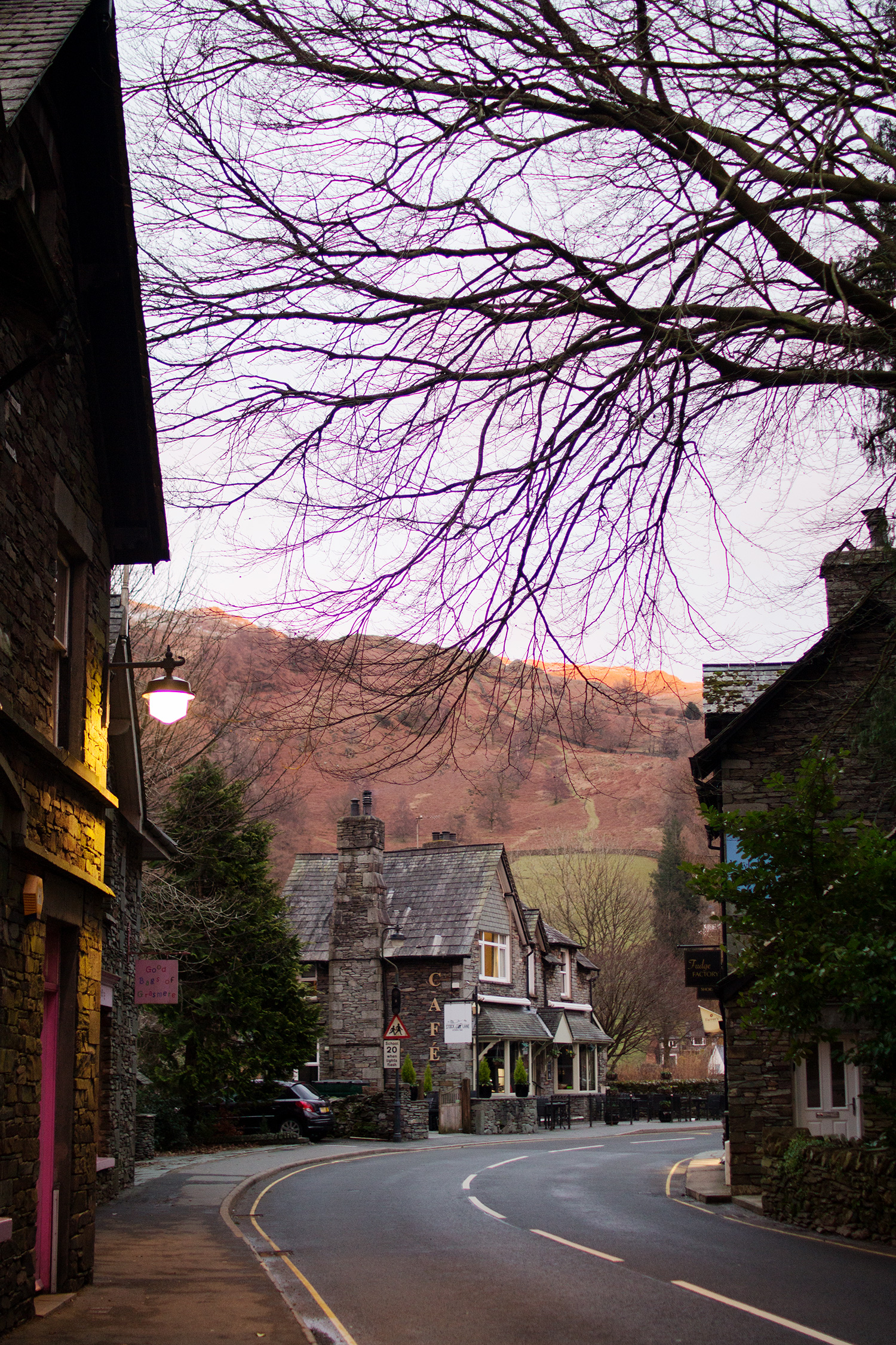 Grasmere, Lake District. Photography by Alice Red.