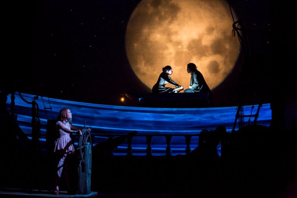 From Children's Theater Company premiere. Photographer: Dan Norman
