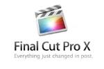 Edit using Final Cut Pro X