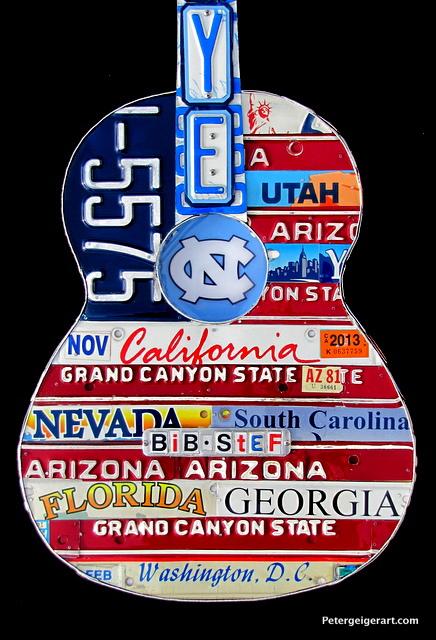 Best Artwork License plate art