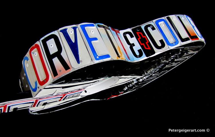 corvette art