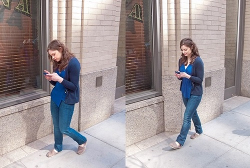 Avoid Text Neck - So you don't go into your next meeting with smartphone posture