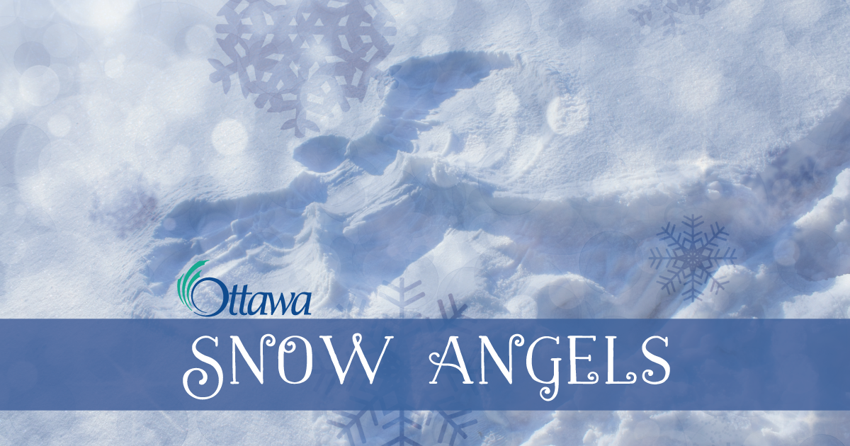 City of Ottawa Snow Angel Recognition Program