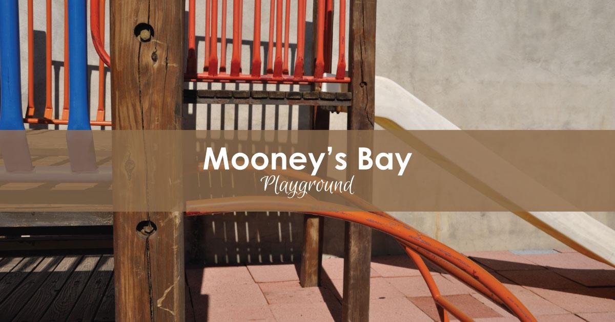 Mooney's Bay Playground