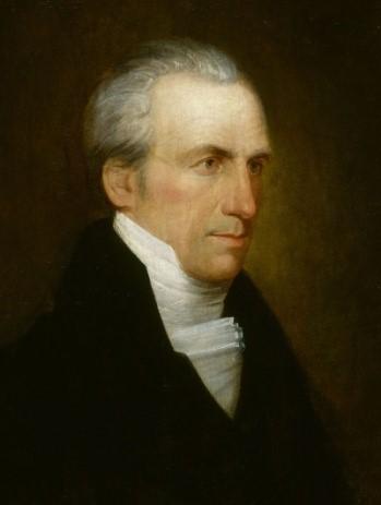 Portrait of Philemon Wright by John James