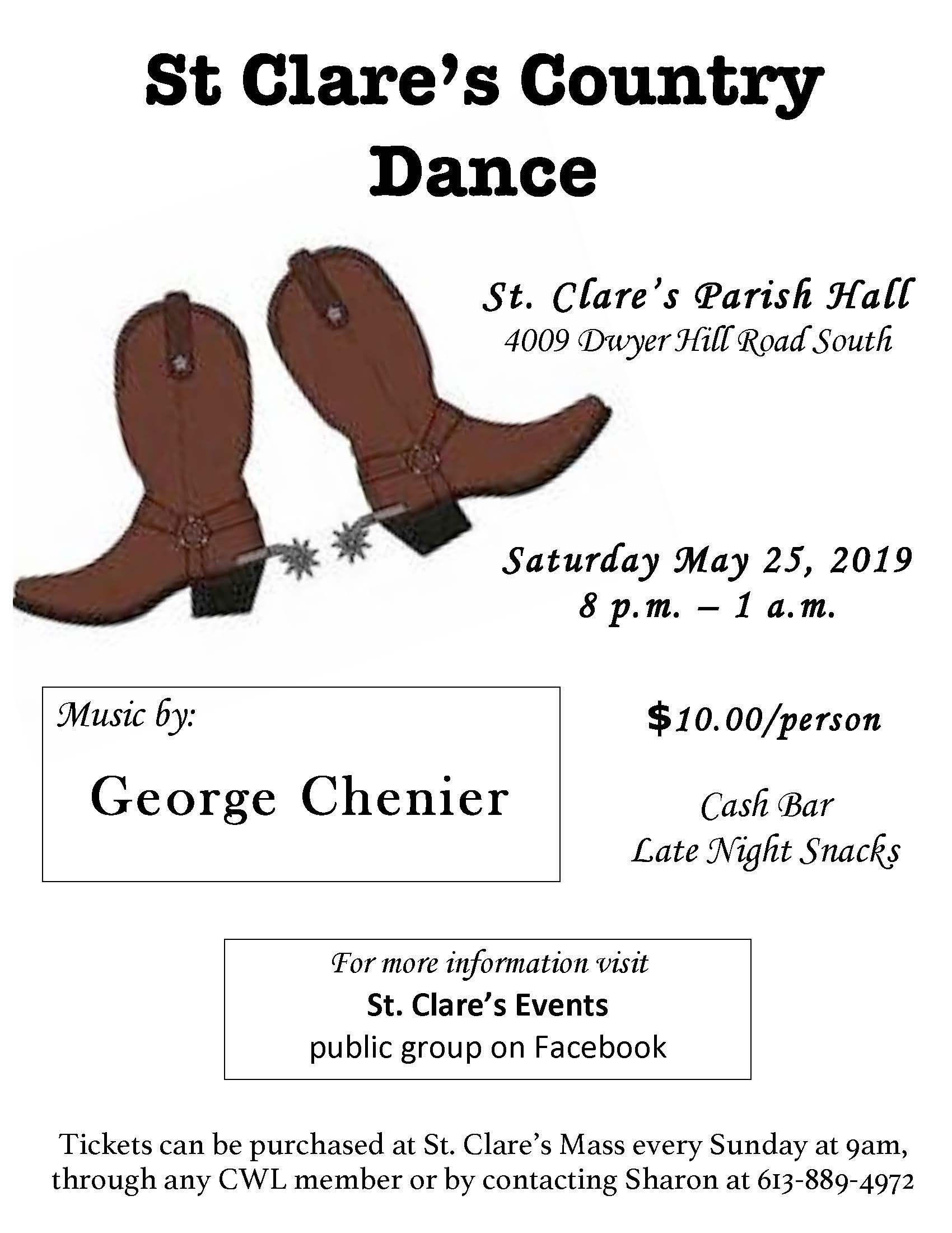 St Clare's Country Dance Poster 2019.jpg