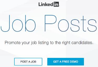 Image of Linkedin Job Posts