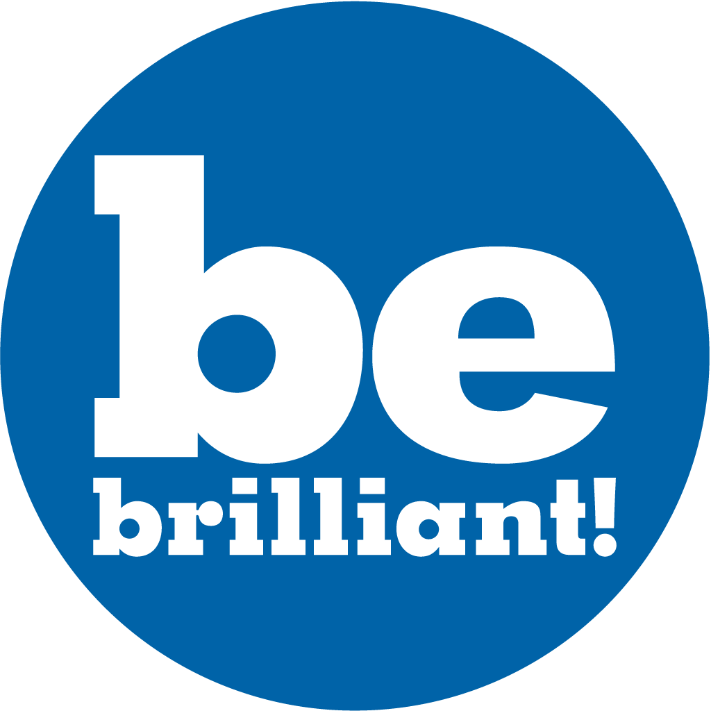 Be Brilliant Marketing Logo