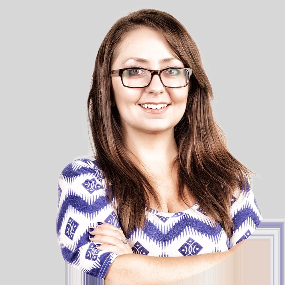 Crystal Wimperis   Marketing & Design Specialist