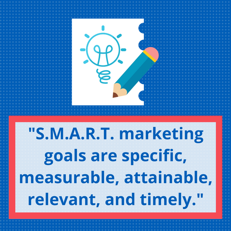 graphic of smart goals