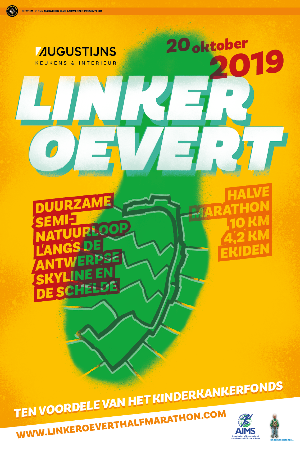 Linker Oevert Half Marathon 2019