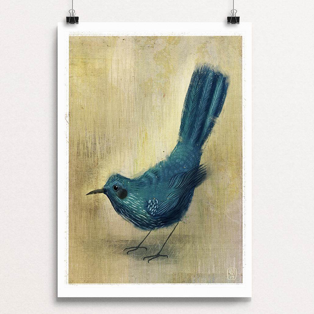 06 20 Winter Birds - Blue Mockingbird- clips.jpg